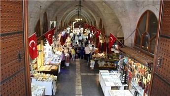 Gaziantep'teki bedestenler AVM'lerin işlevini görüyor