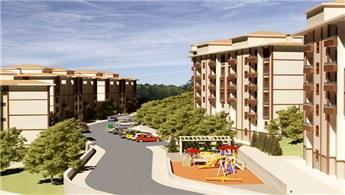 TOKİ'den, Malatya Arapgir'e yöresel mimaride 161 konut!