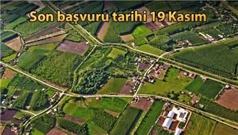 Tarım arazileri kiraya veriliyor!