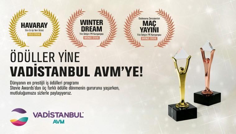 Vadistanbul, Uluslararası Ödüllerin sahibi oldu