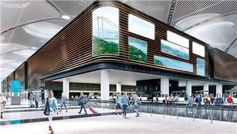 Yeni Havalimanı teknolojisiyle dünyayı hayran bırakacak