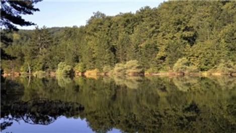 Küçükelmalı Tabiat Parkı yatırımlarla canlanacak