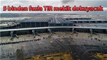 3. Havalimanı'na taşınma 30 Ekim'de başlayacak