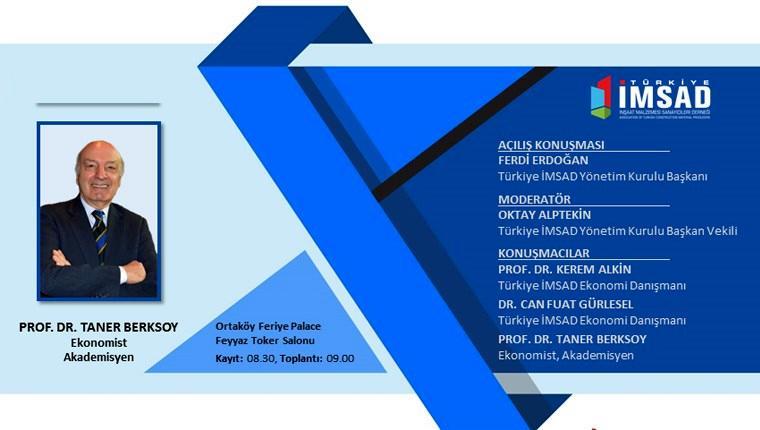 Türkiye İMSAD'ın Gündem Buluşmaları 27 Eylül'de yapılacak