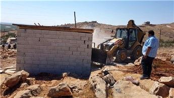 Eyyübiye'de imar barışından sonra yapılan kaçak yapılar yıkıldı