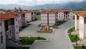 Bursa'da dar gelirlilere özel sosyal konut!