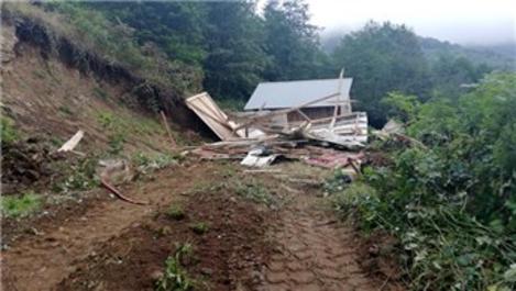 Trabzon'da yayla ve meralardaki kaçak yapılar yıkılıyor