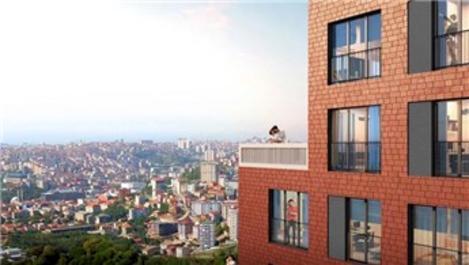 Yeniköy Konakları İstanbul'da daireler 737 bin TL'den başlıyor