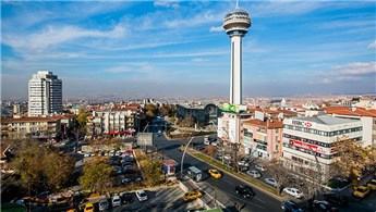 Ankara'nın 7 ilçesinde satılık gayrimenkuller!