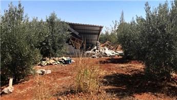 Antalya'da yapımına başlanan 16 kaçak yapı yıkıldı
