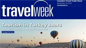 Kanada turizm dergisinden Türkiye çağrısı!