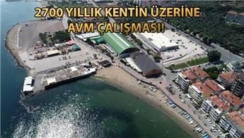 Bursa'daki Myrleia Antik Kenti'ne AVM izni!