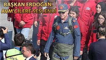 Başkan Erdoğan'dan AVM'cilere sert uyarı!