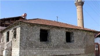 Malatya'nın yaklaşık 500 yıllık camisi restore edildi