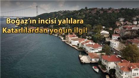 İstanbul Boğazı'ndaki 60 yalı satılığa çıkarıldı!