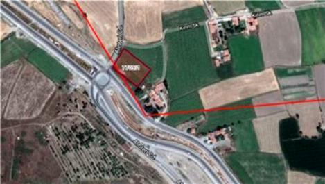 Kayseri'de satılık akaryakıt istasyonu arsası satışa çıktı