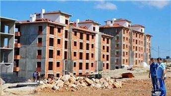 Emet'teki 4. TOKİ inşaatı haziranda bitecek