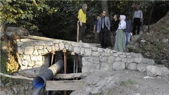 Çukurca'da tarihi değirmenler restore ediliyor
