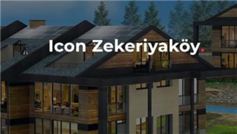 Icon Zekeriyaköy'de 14 ayrıcalıklı villa Aralık 2018'de teslim!