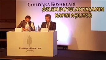 ÇamlıYaka Konakları 110 milyon TL yatırımla satışa çıktı!