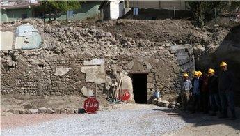 Özler yeraltı şehri turizme kazandırılacak