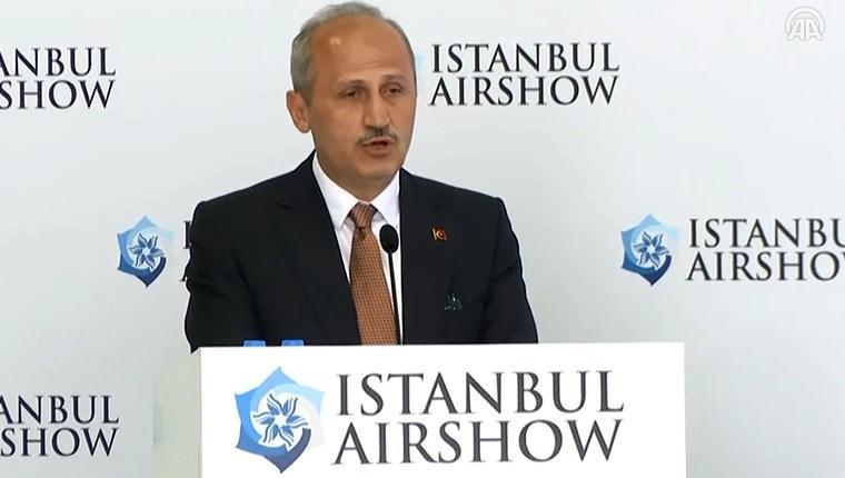 """""""3. Havalimanı ile havacılıkta yeni bir dönemi başlatacağız"""""""