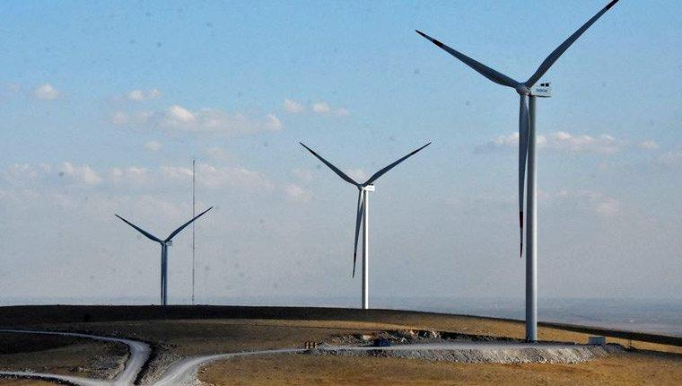 Rüzgardan elektrik üretiminde rekor!