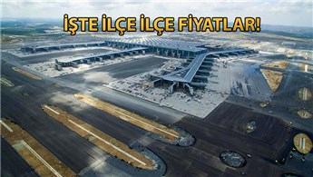 3. Havalimanı'na ulaşım ücretleri ne kadar olacak?