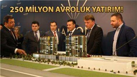 Limak, Makedonya'da Limak Diamond'u tanıttı!