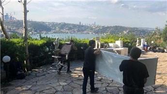 TMSF, Oktar'ın kaçak villasındaki eşyaları taşıyor