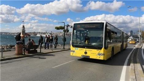 İstanbul trafiği, TUDES ile sıkı denetleniyor