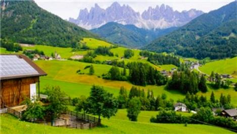İtalya'nın Güney Tyrol bölgesinde yabancıya konut satışı durdu