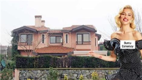 Burcu Esmersoy, Göktürk'te 14 bin TL'ye villa kiraladı
