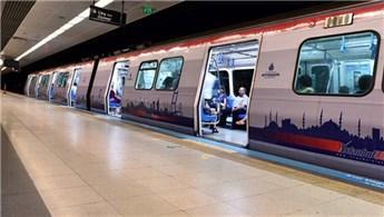 İstanbul Yeni Havalimanı metro hattı rekor kırdı