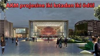 AKM projesinin ikinci büyük uluslararası başarısı!