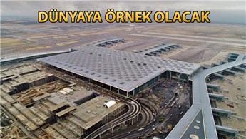 İstanbul Yeni Havalimanı teknoloji üssüne dönüşüyor