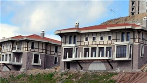 Kuzey Ankara villaları satışa çıkıyor