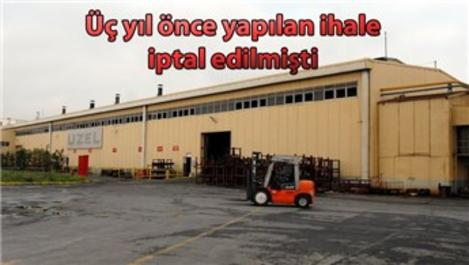 Rami'deki Uzel Traktör Fabrikası yarın satılıyor
