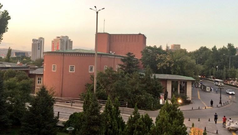 Ankara'daki opera binası 70 yıl önceki haline dönüyor