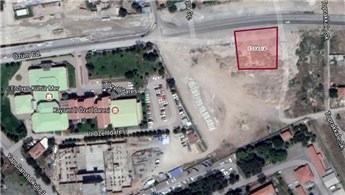 Kayseri Melikgazi'deki satılık akaryakıt istasyonu arsası!
