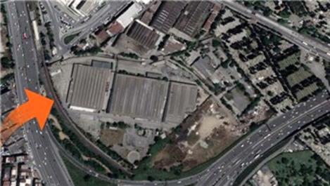 Rami'deki dev Uzel arazisine alıcı çıkmadı!