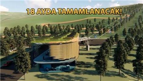 Sapanca'da Teleferik Projesi hayata geçirilecek