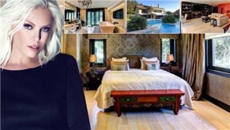 Süperstar Ajda Pekkan, Bahçeköy'deki villasını satıyor