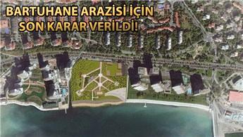 TOKİ'nin Ataköy'deki Baruthane arazisi Millet Parkı oluyor