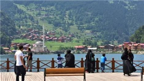 Arap turistlerden Trabzon ekonomisine önemli katkı