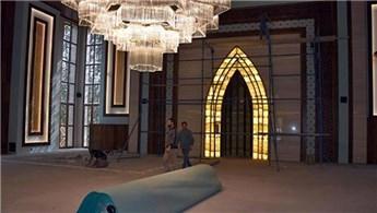 Hulusi Akar'ın yaptırdığı cami cumartesi günü açılacak