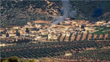 Afrin'e park ve futbol sahası yapılıyor