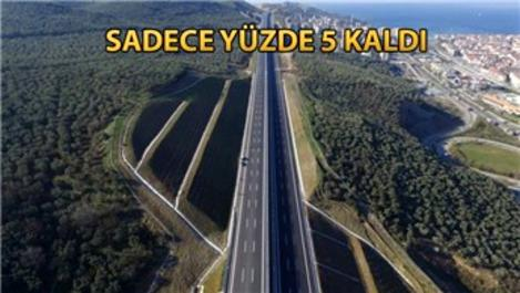 Gebze-Orhangazi-İzmir Otoyolu'nda sona gelindi!
