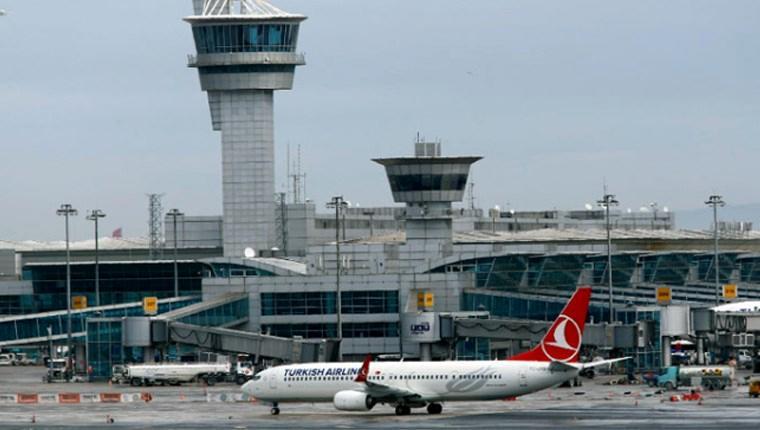 Atatürk Havalimanı günlük kalkışta üçüncü!
