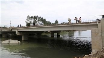 Ordu'da selin yıktığı Cevizdere Köprüsü'nde sona gelindi